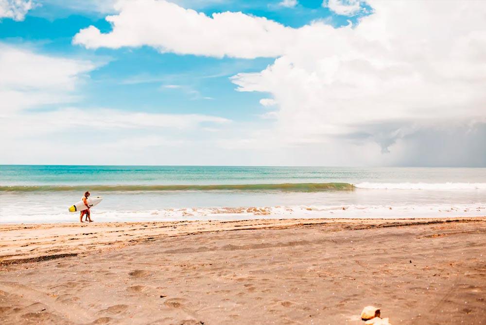 Surf Camp & Yoga Retreat Near Astillero, Nicaragua