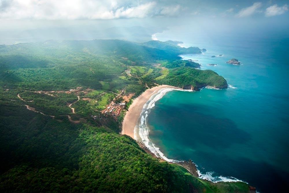 Surf Camp & Yoga Retreat Near Guacalito de la Isla, Nicaragua