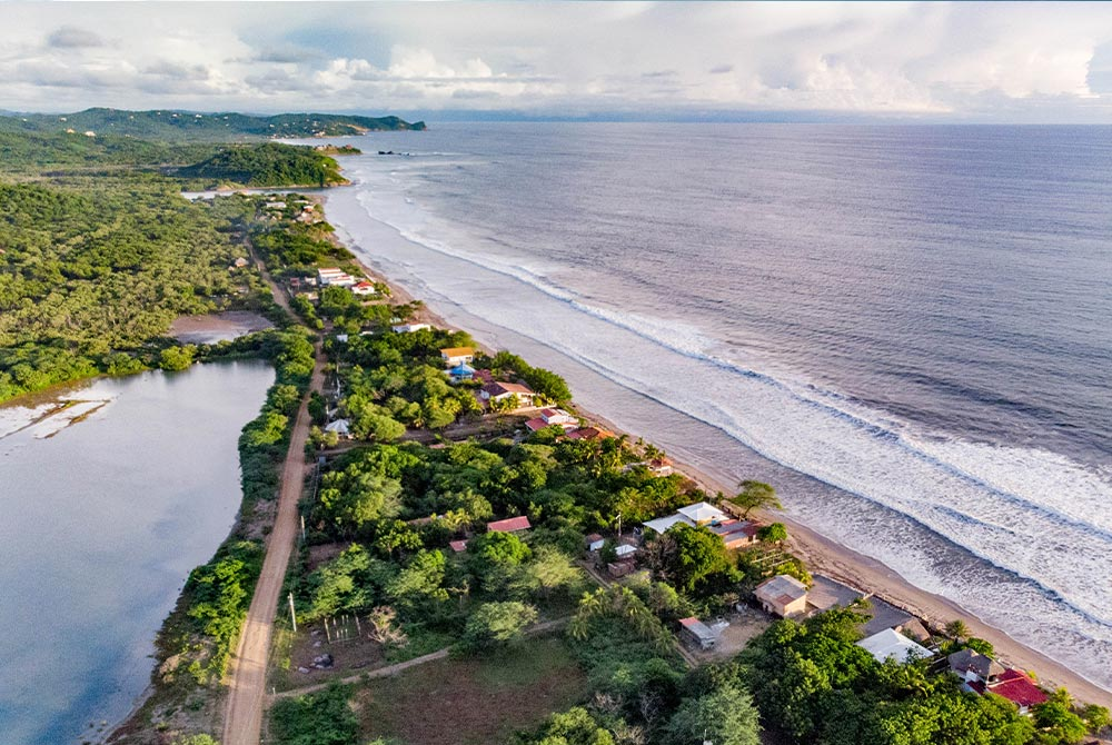 Surf Camp & Yoga Retreat Near Guasacate, Nicaragua