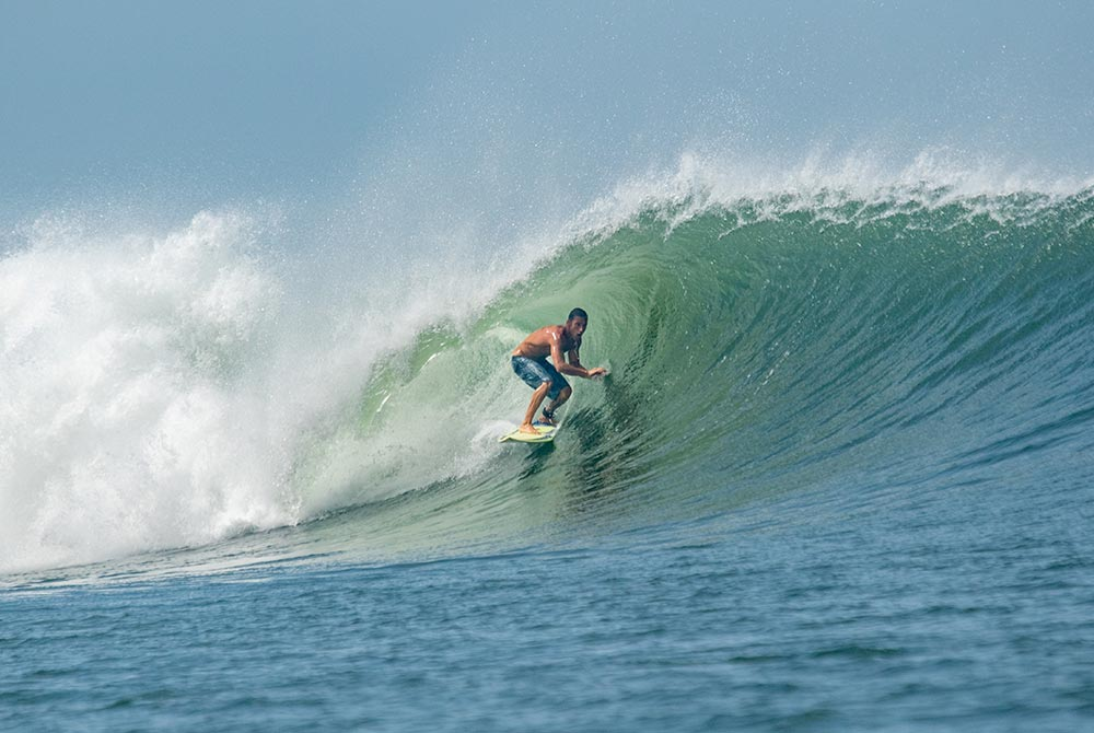 Surf Camp & Yoga Retreat Near Panga Drops, Nicaragua