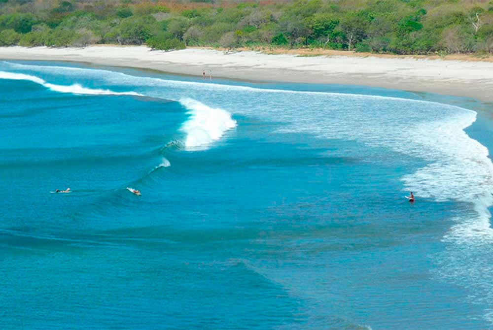 Surf Camp & Yoga Retreat Near Playa Amarillo, Nicaragua