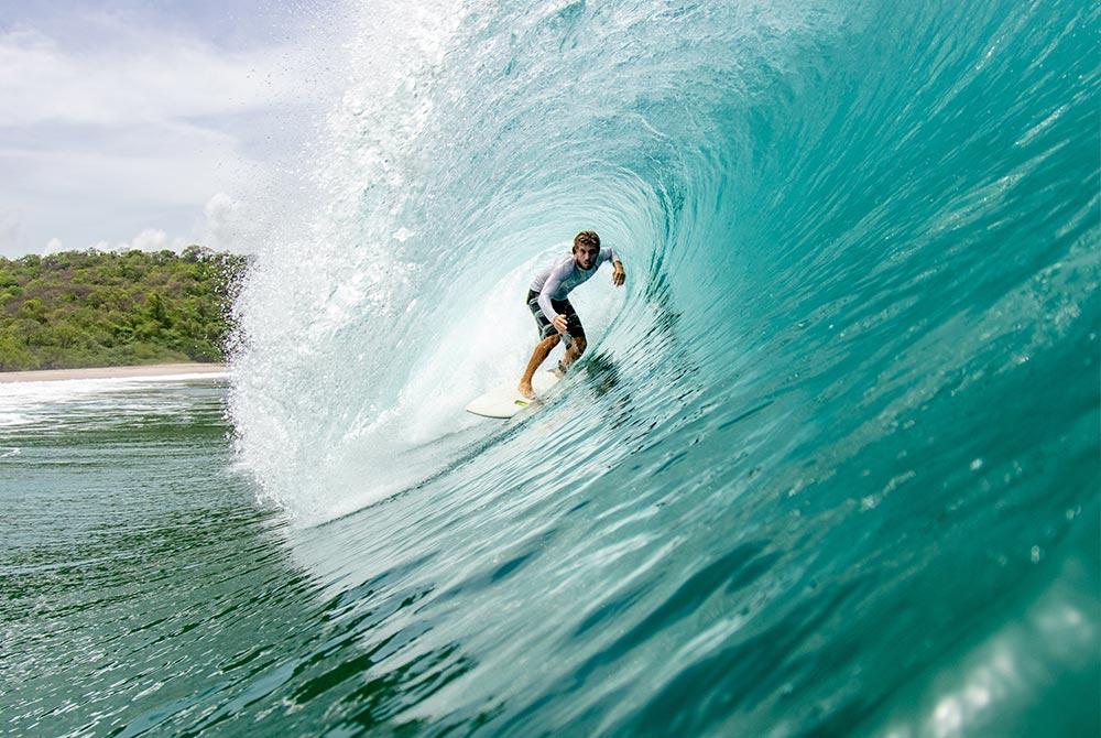 Surf Camp & Yoga Retreat Near Playa Brito, Nicaragua