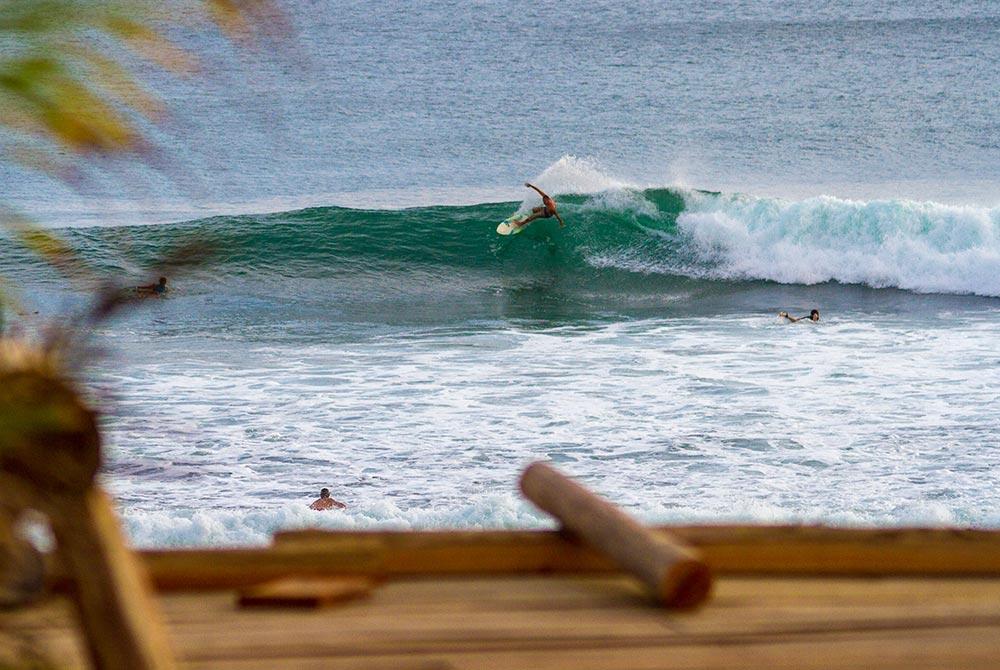 Surf Camp & Yoga Retreat Near Playa Gavilian, Nicaragua