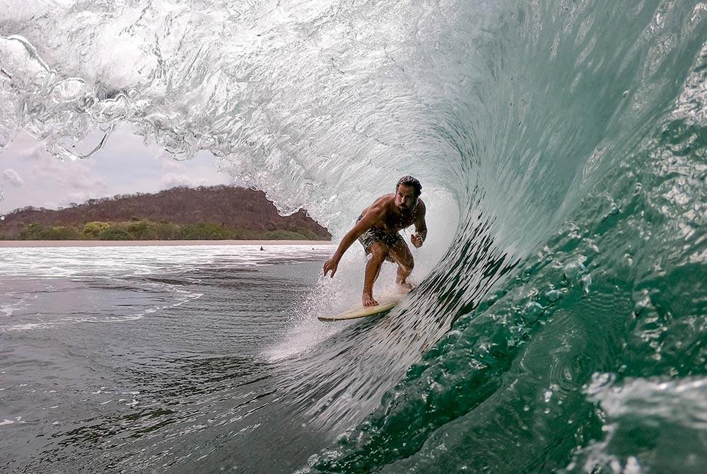 Surf Camp & Yoga Retreat Near Playa Gigante, Nicaragua