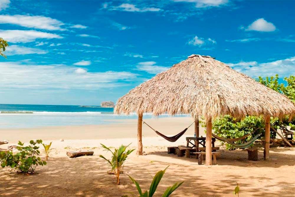 Surf Camp & Yoga Retreat Near Playa Hermosa, Nicaragua