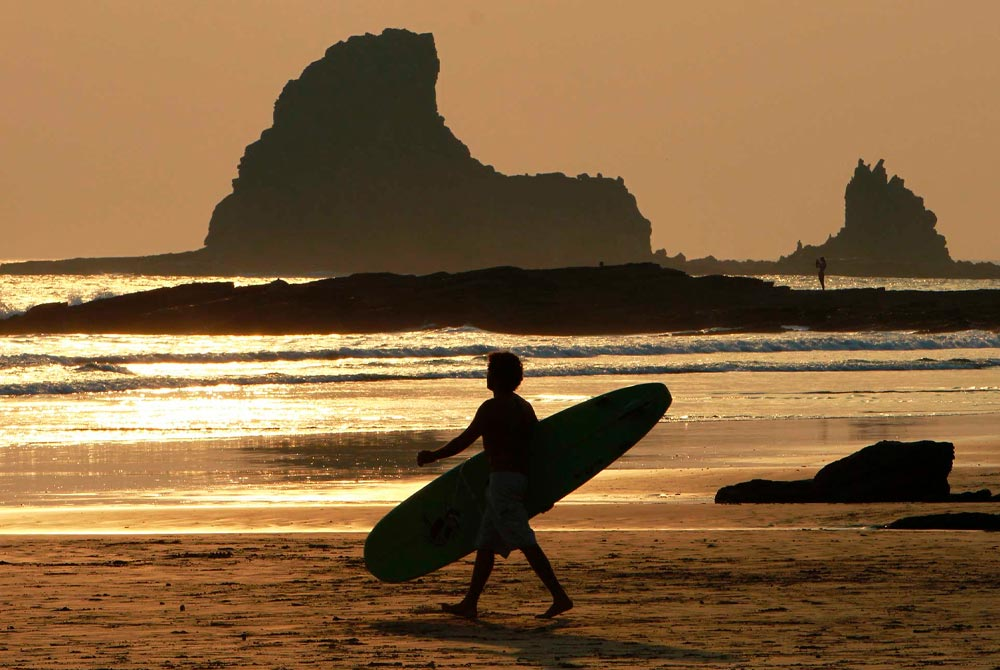 Surf Camp & Yoga Retreat Near Playa Maderas, Nicaragua