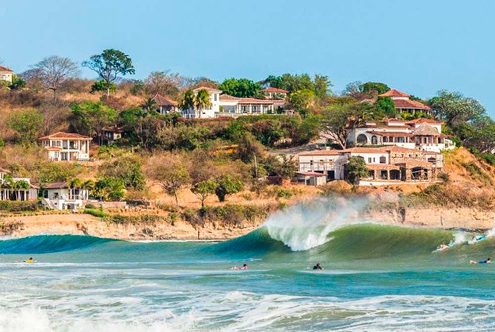 Surf Camp & Yoga Retreat Near Playa Santana, Nicaragua