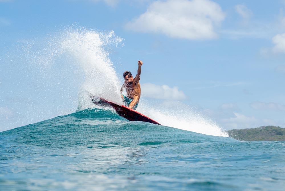 Surf Camp & Yoga Retreat Near Playgrounds, Nicaragua