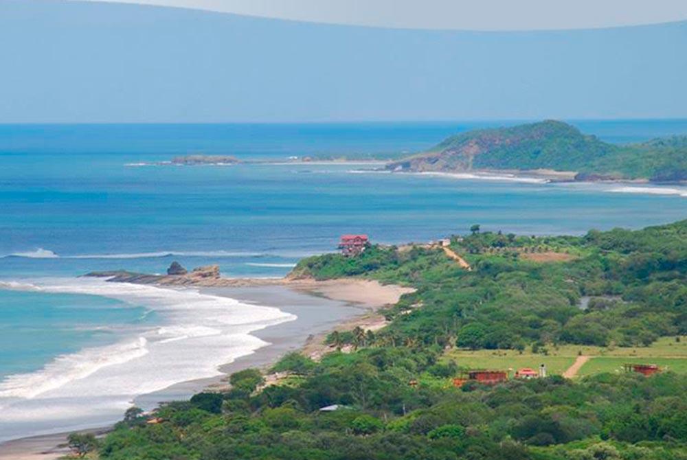 Surf Camp & Yoga Retreat Near Popoyo, Nicaragua