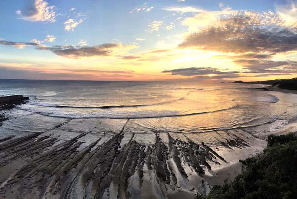 Sunset Happy Hour