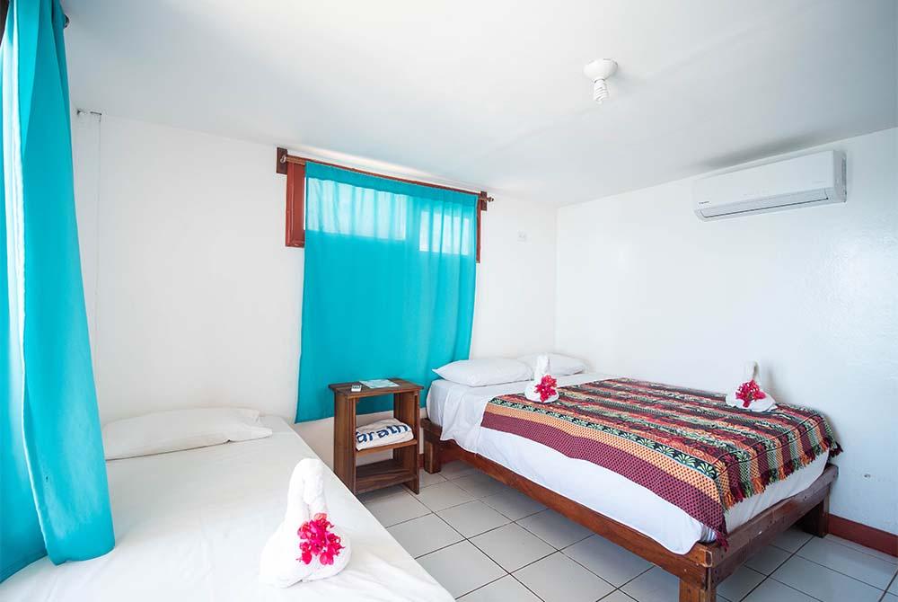 Tiki Room Bed